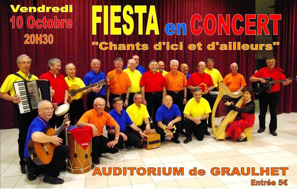 Fiesta 10 octobre